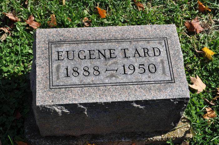 Eugene Thomas Ard