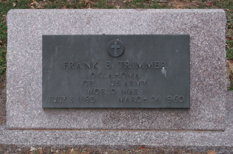 Frank B Trimmer
