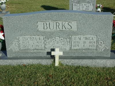 E. M. Burks