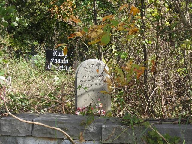 Kirby Family Cemetery