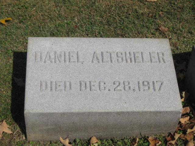 Daniel Altsheler