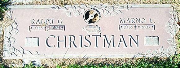 Marno Lucille <i>Crissinger</i> Christman