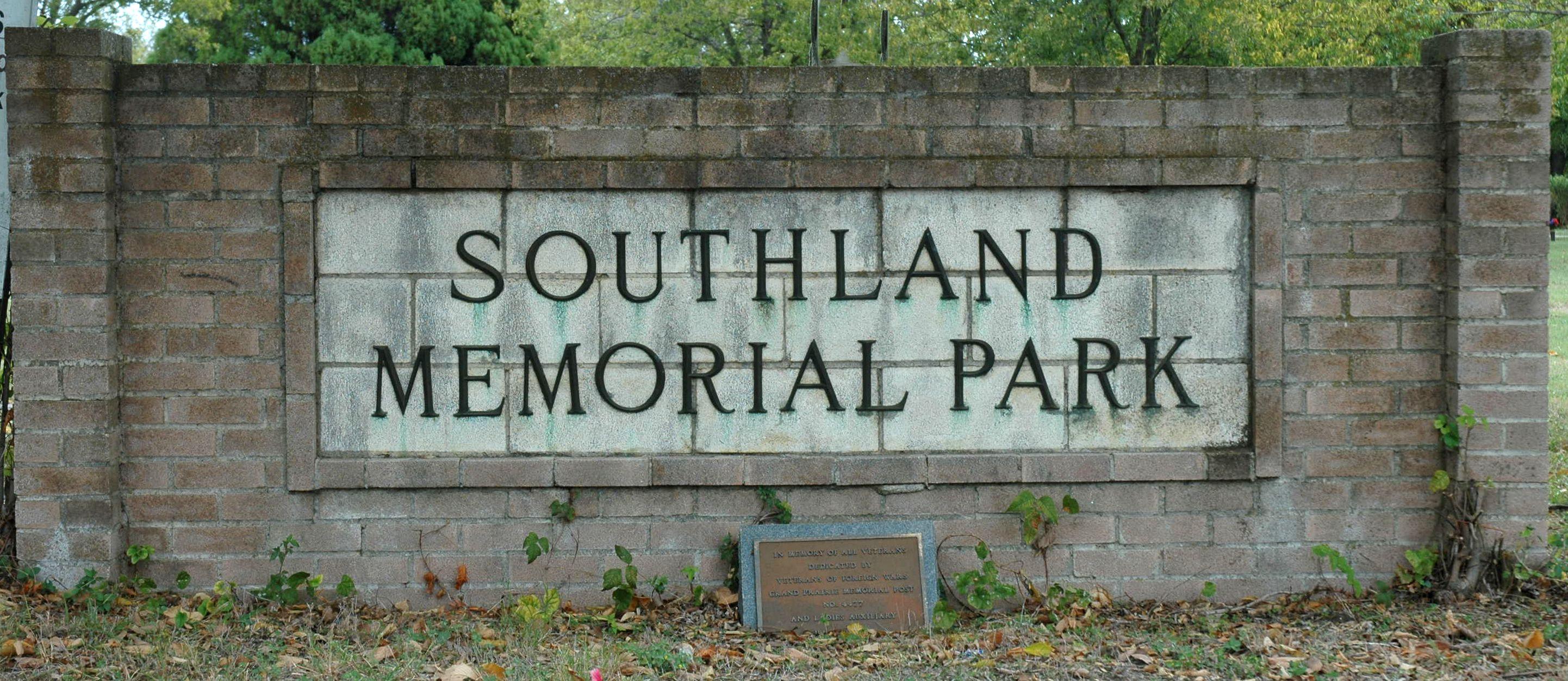 Southland Memorial Park