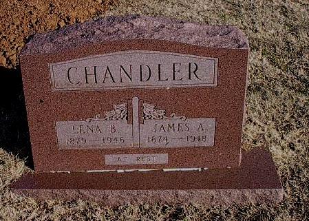 James A Chandler