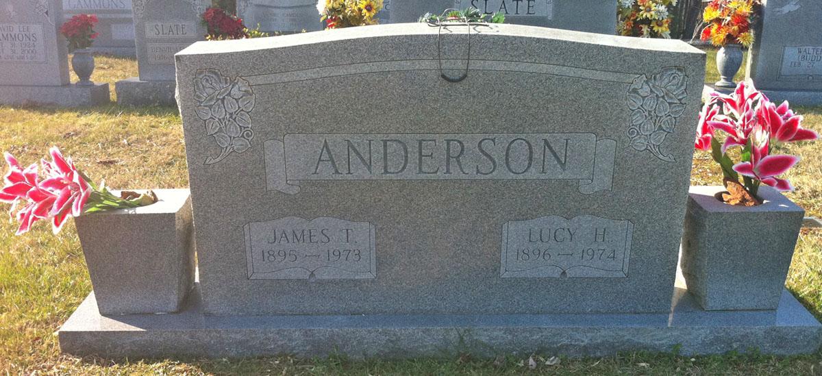 Lucy Ella <i>Hill</i> Anderson