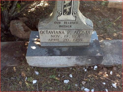 Octaviana <i>Porter</i> Acosta