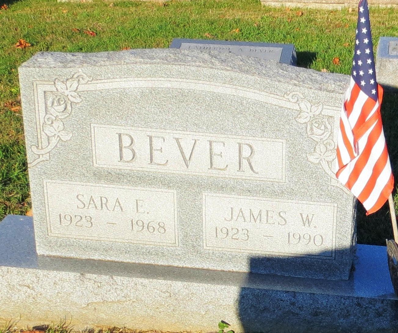 Sara E. <i>Flautt</i> Bever