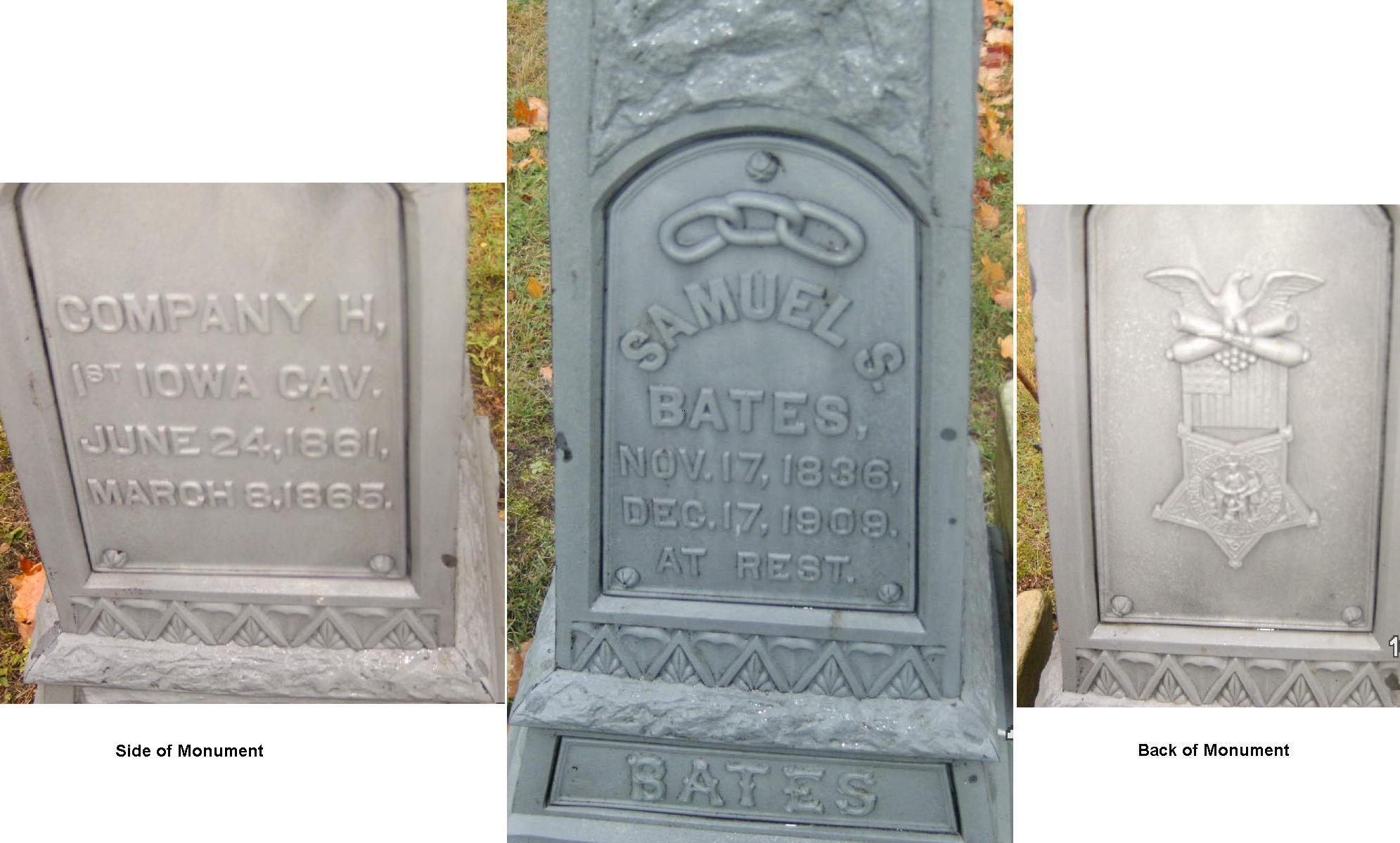 Samuel Sterling Bates