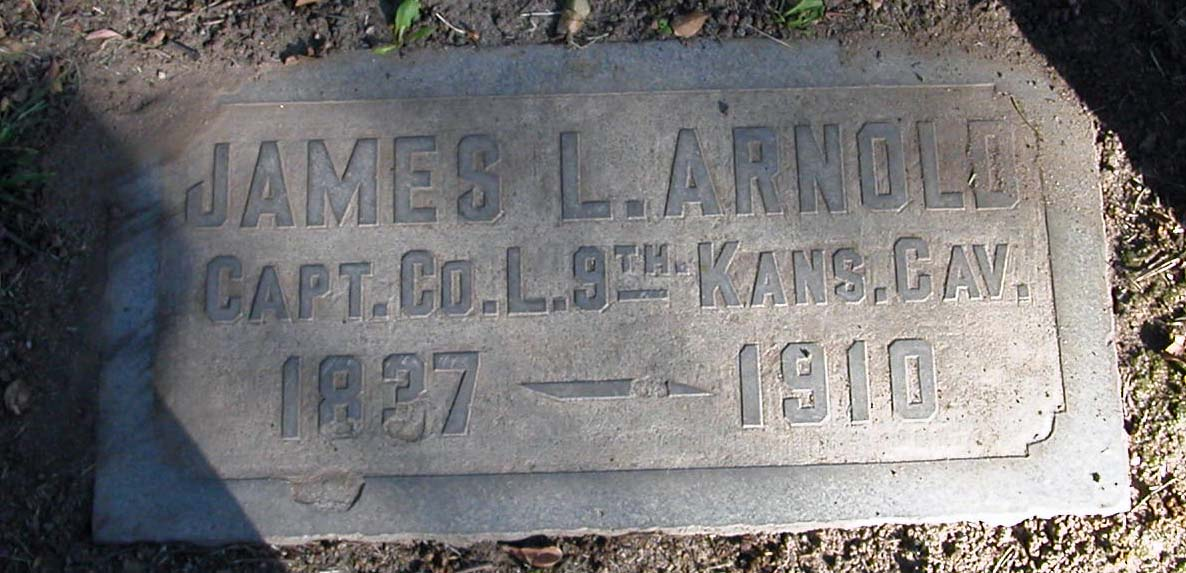 James Lawrence Arnold