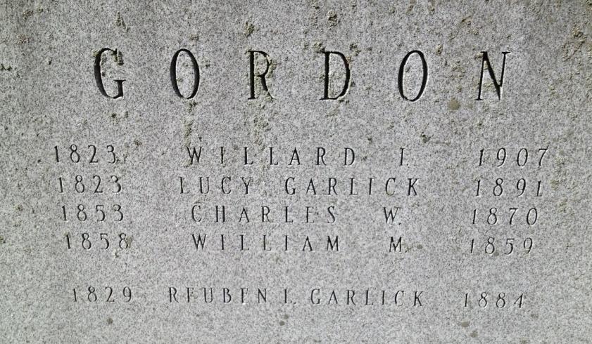 Charles W Gordon