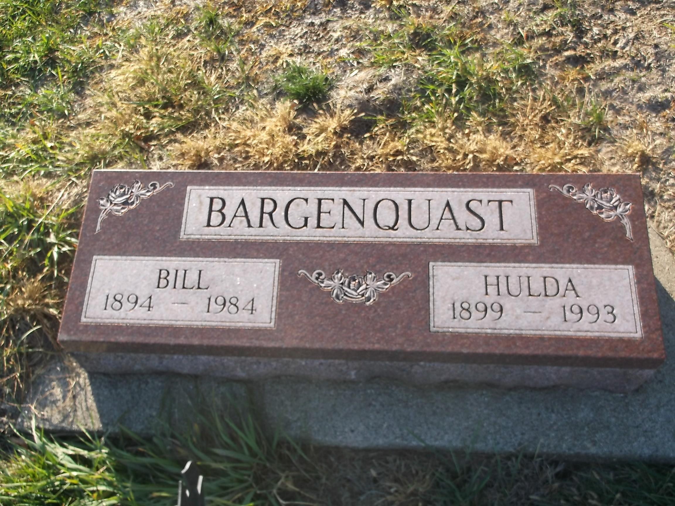 Hulda <i>Kuhl</i> Bargenquast