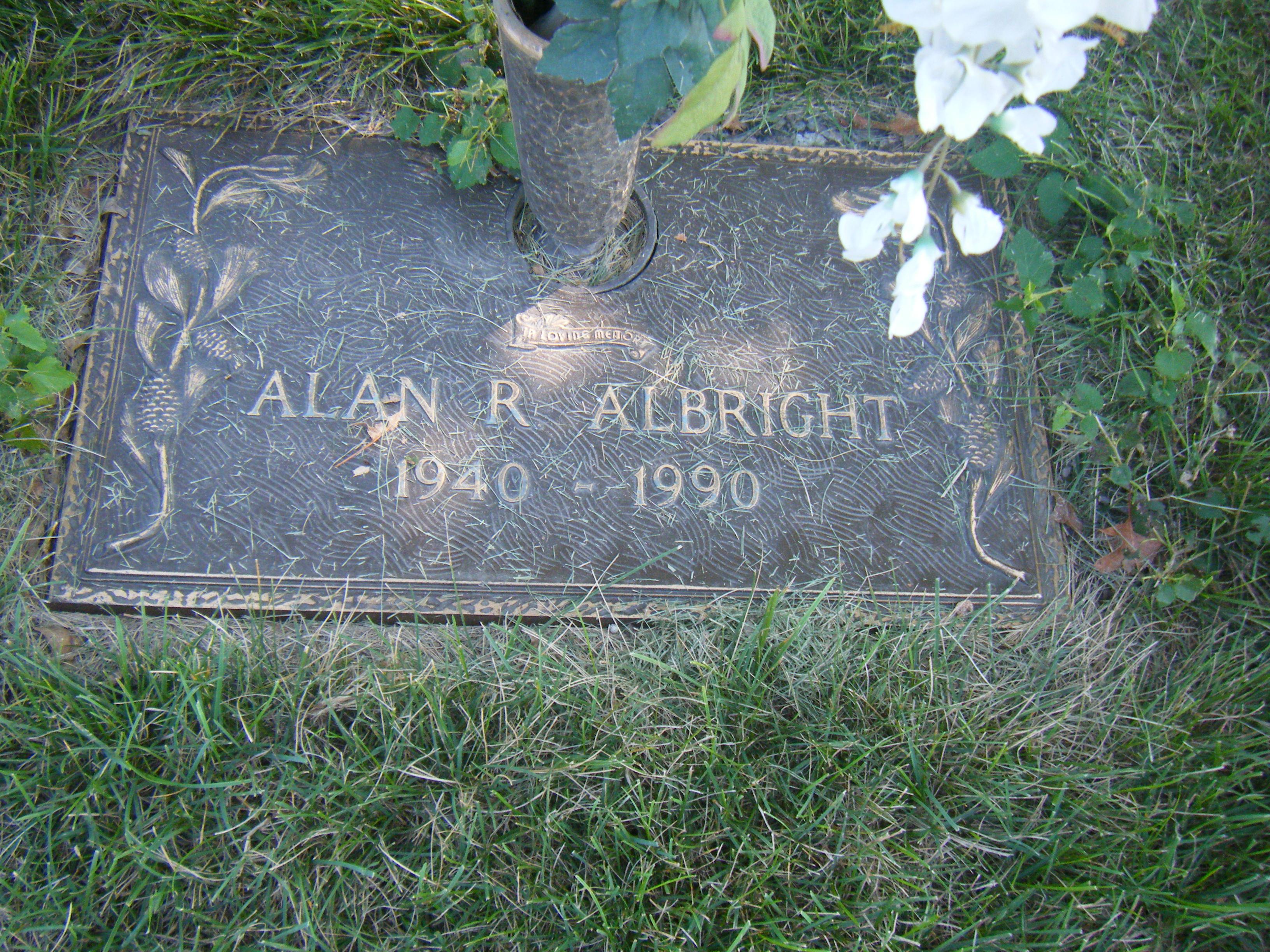 Alan R Albright