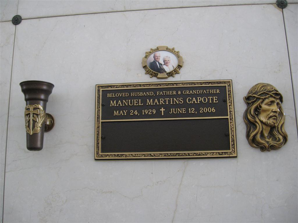 Manuel Martins Capote
