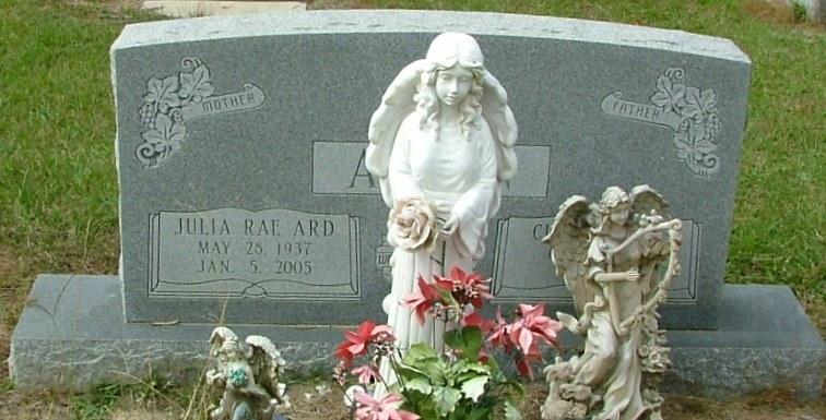 Julia Rae <i>Ard</i> Allen