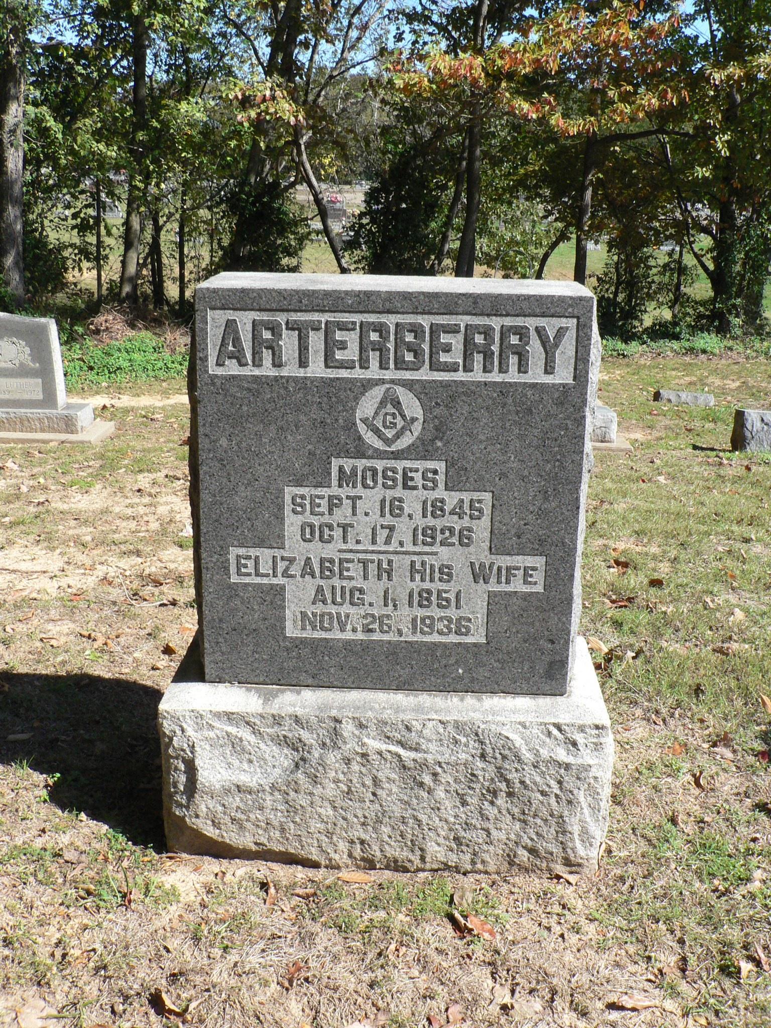 Moses Arterberry