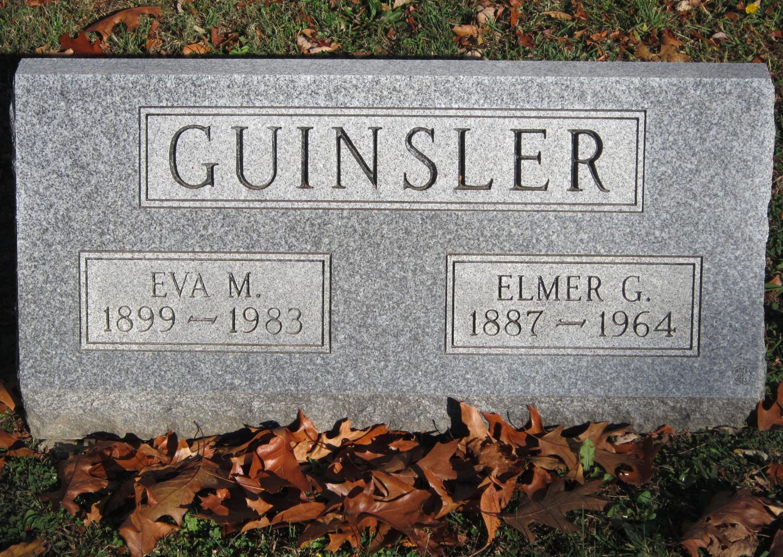Eva M <i>Kinnan</i> Guinsler