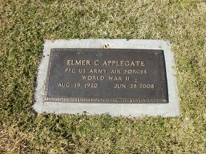Elmer Claire Applegate