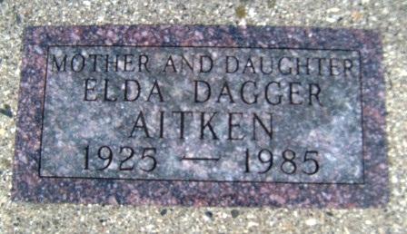Elda <i>Dagger</i> Aitken