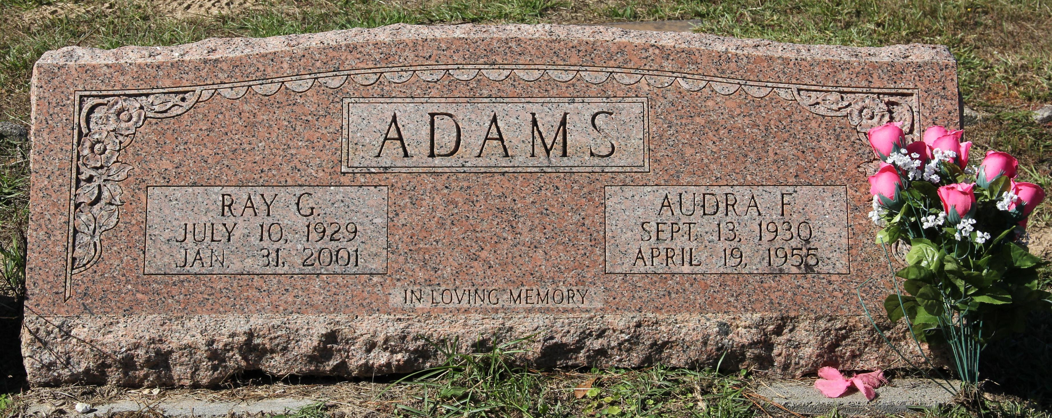 Ray G. Adams