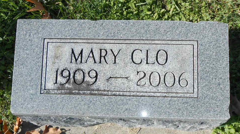 Mary Clo <i>Hunsinger</i> Bleeks