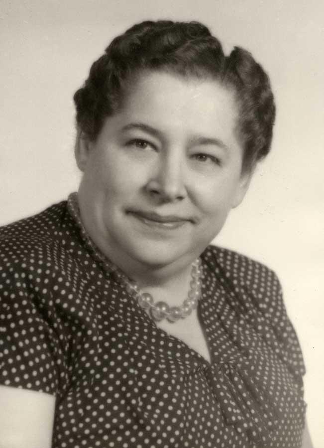 Irene J <i>Sanders</i> Heitz