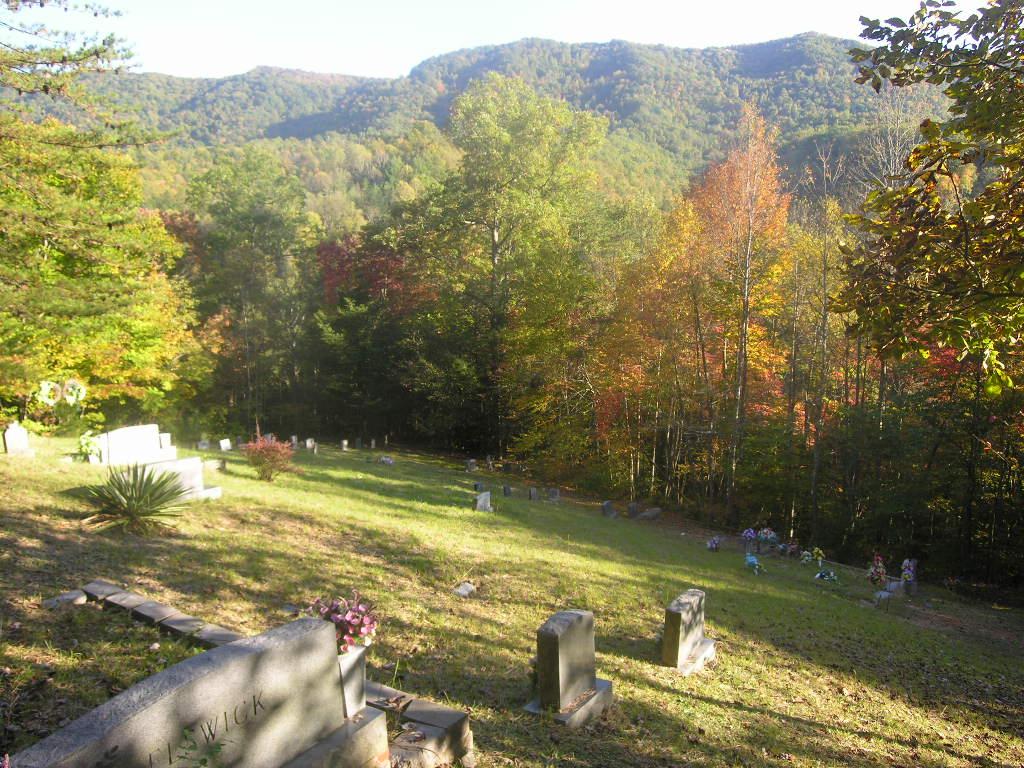 Cram Creek Cemetery