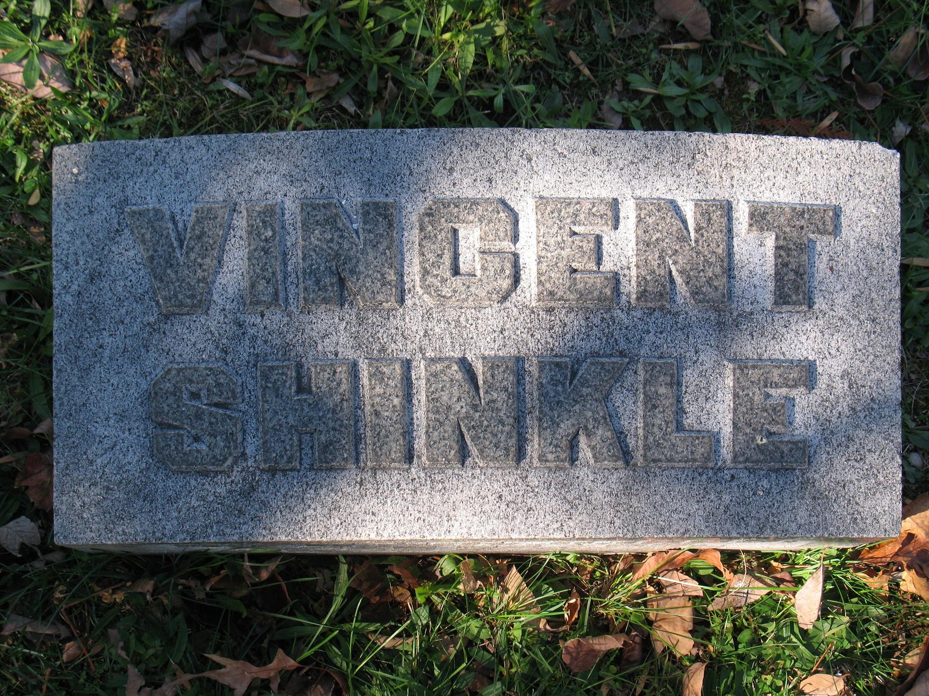 Vincent Shinkle