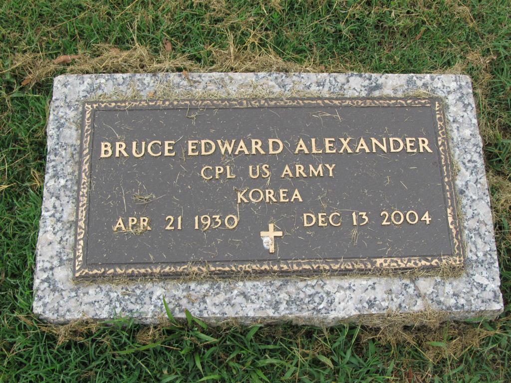 Bruce Edward Alexander