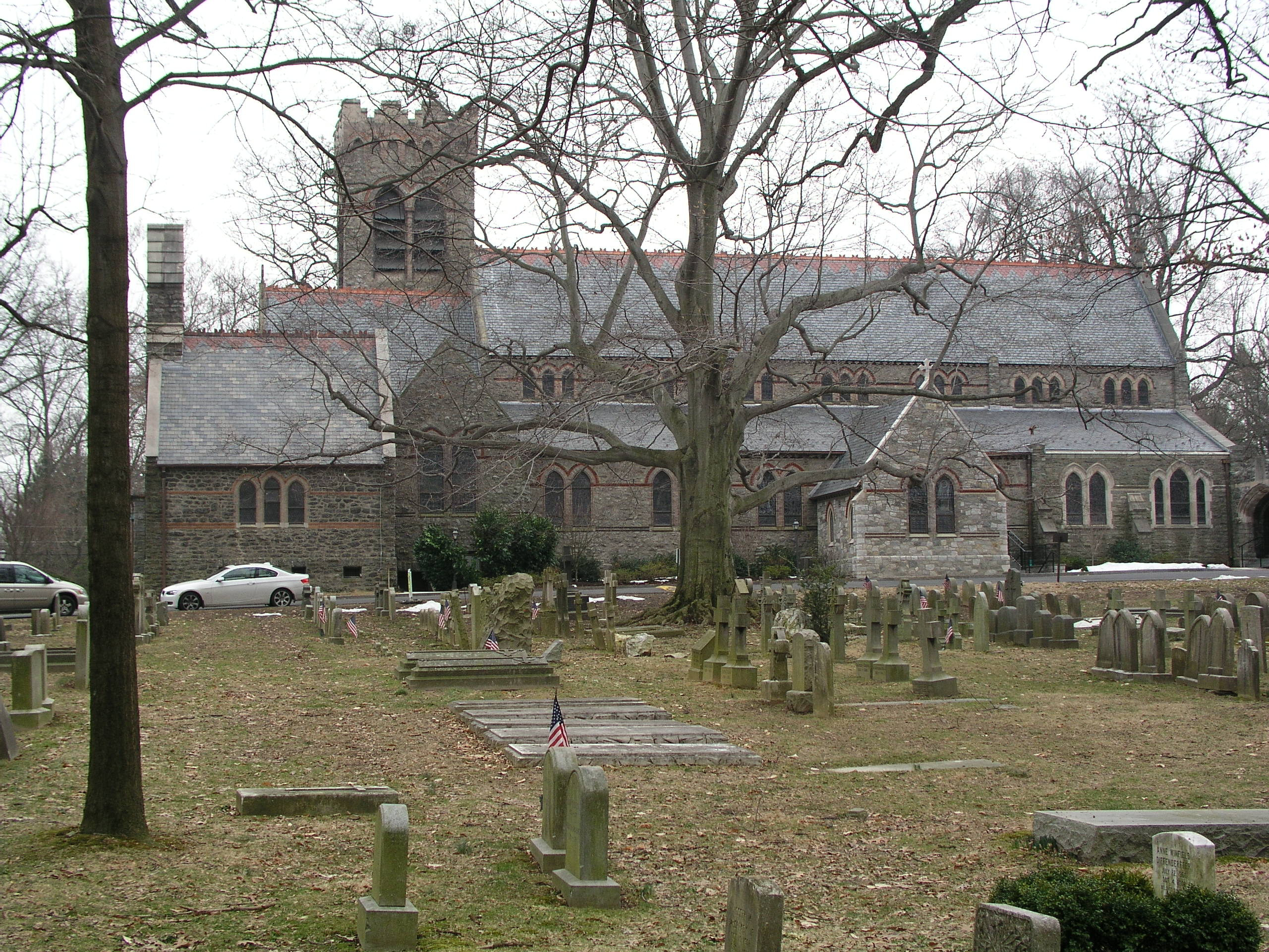 Church of the Redeemer Cemetery
