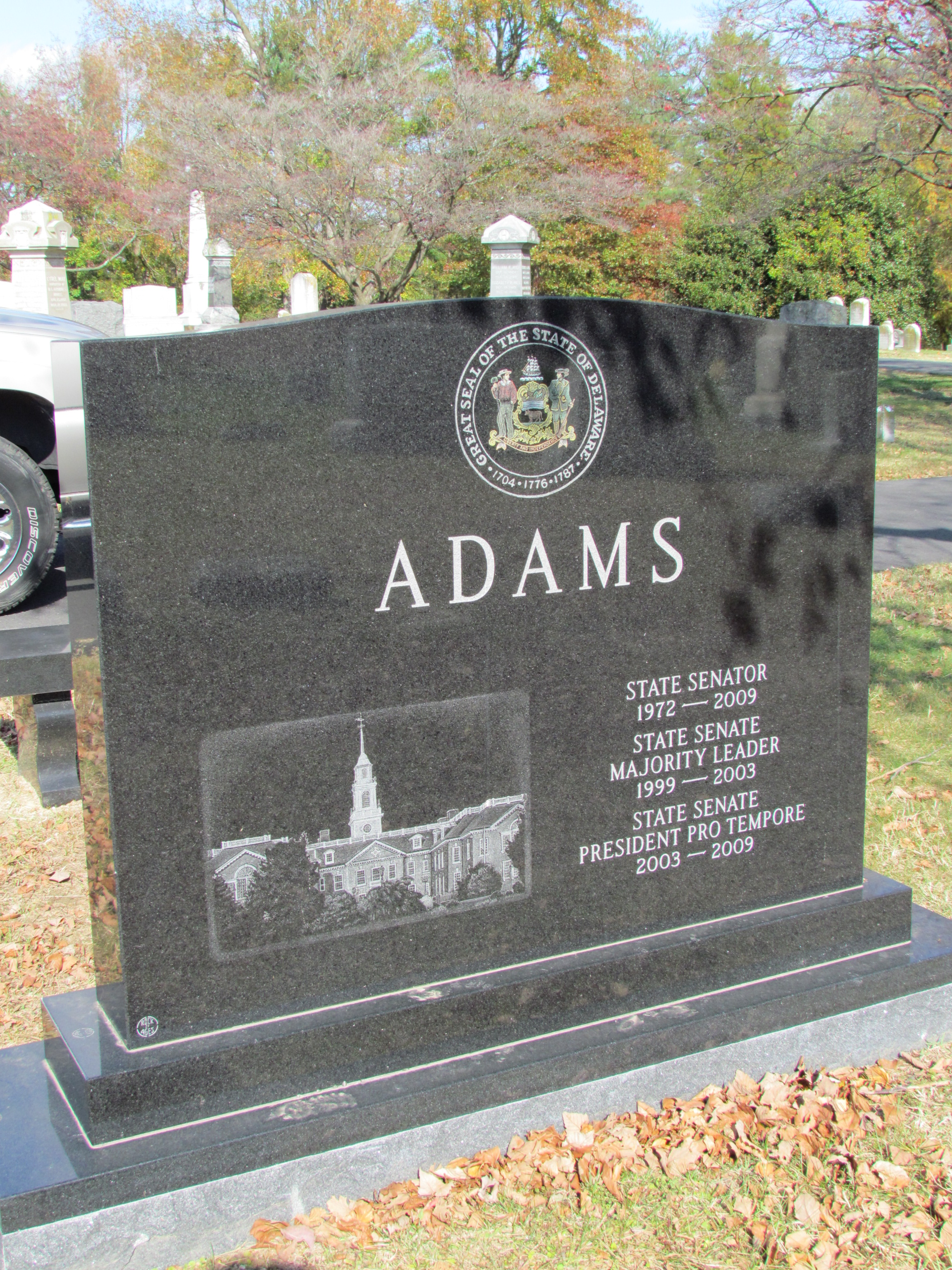 Thurman Adams, Jr
