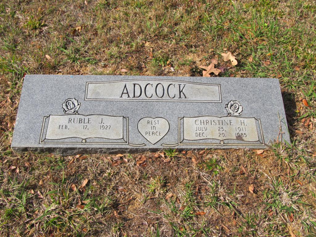 Christine H Adcock