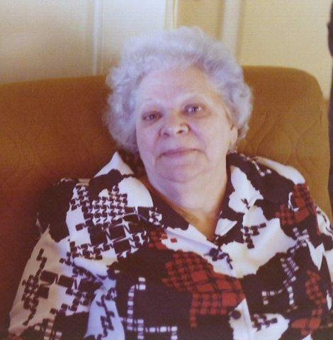 Muriel Minnie <i>Hogue</i> Dale