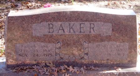 Henery Clay Baker