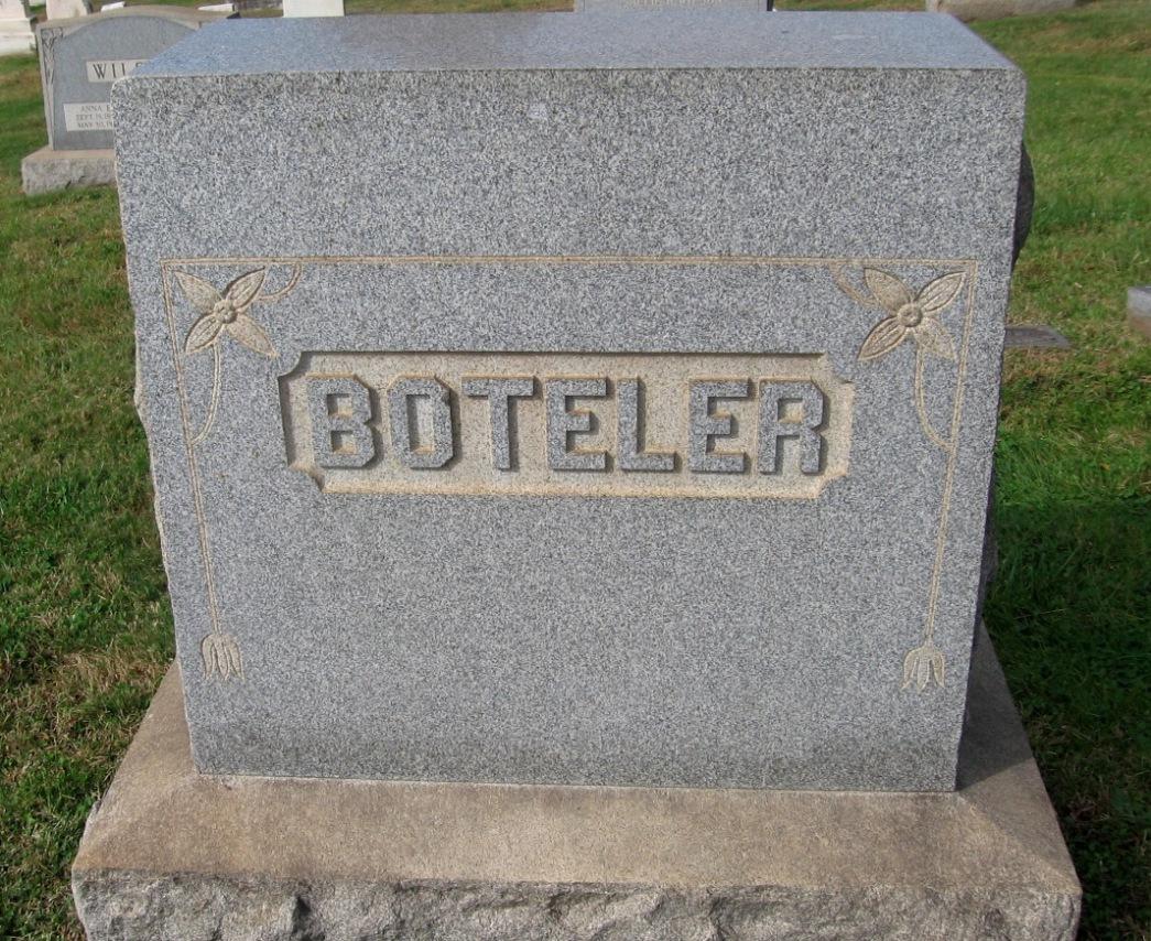 Louisa M. <i>Johnson</i> Boteler