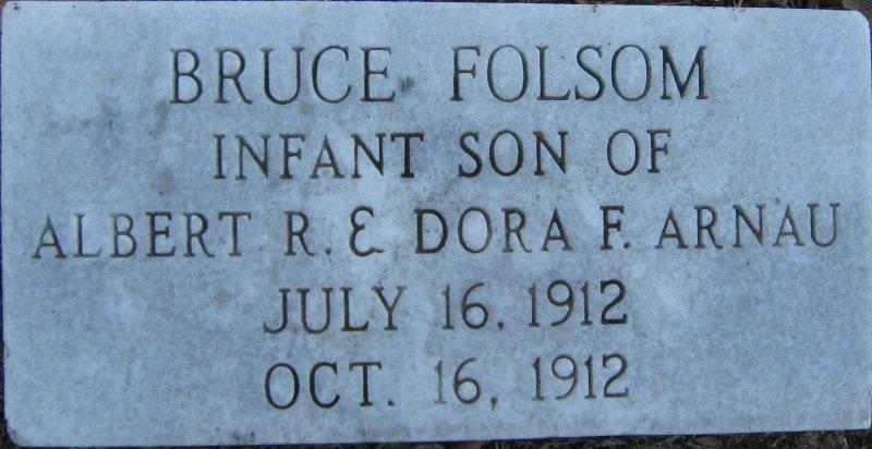 Bruce Folsom Arnau