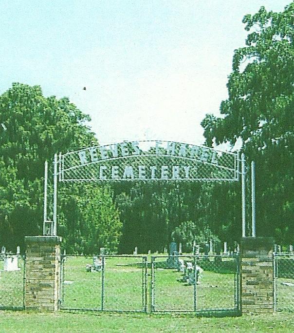 Reeves Chapel Cemetery