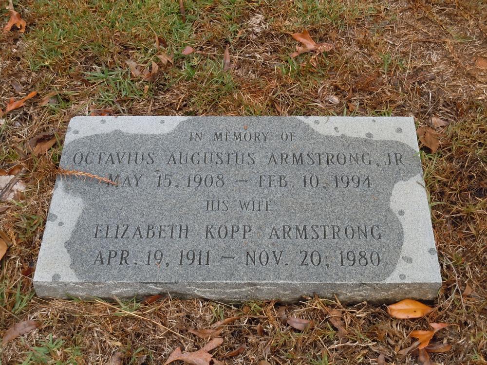 Elizabeth <i>Kopp</i> Armstrong