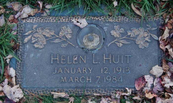 Helen Louise Huit