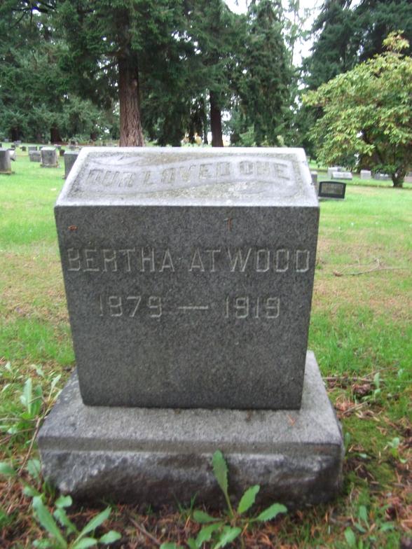 Bertha Atwood