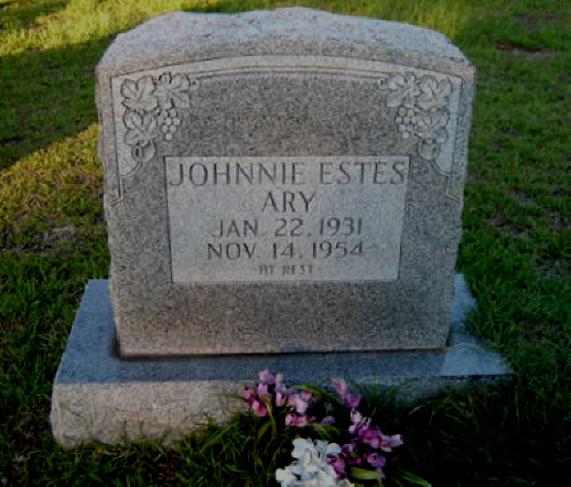 Johnnie Estes Ary