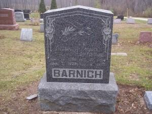 Mary <i>Fontaine</i> Barnich