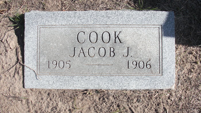 Jacob Jeremiah Cook