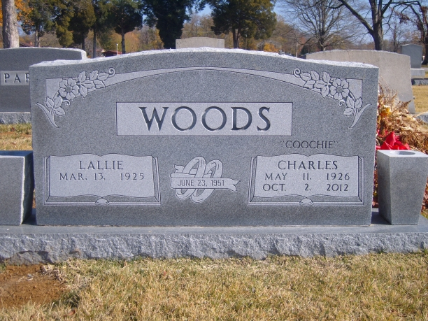 Charles Coochie Woods
