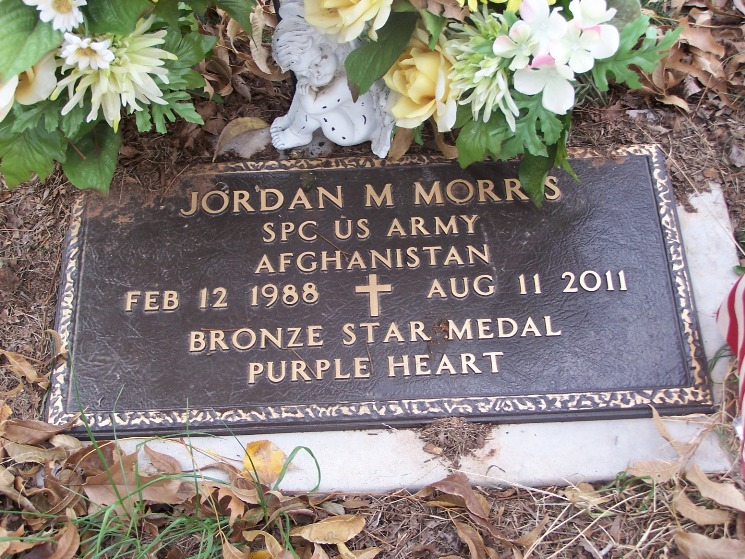 Spec Jordan Matthew Morris