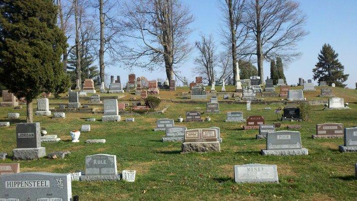 Etna Green East Cemetery