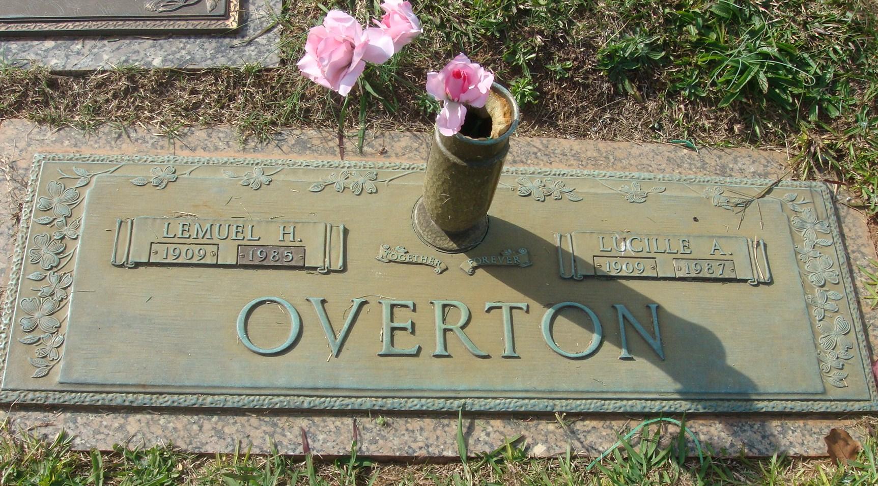 Lemuel Hill Overton, Sr