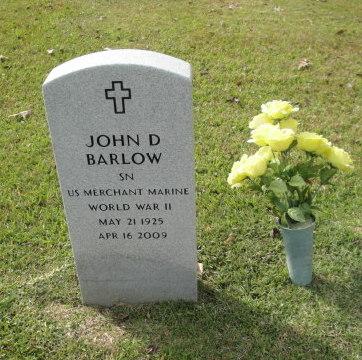John Durwood Barlow