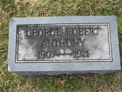 George Robert Anthony
