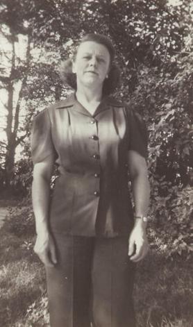 Eunice May <i>Stewart</i> Godsey