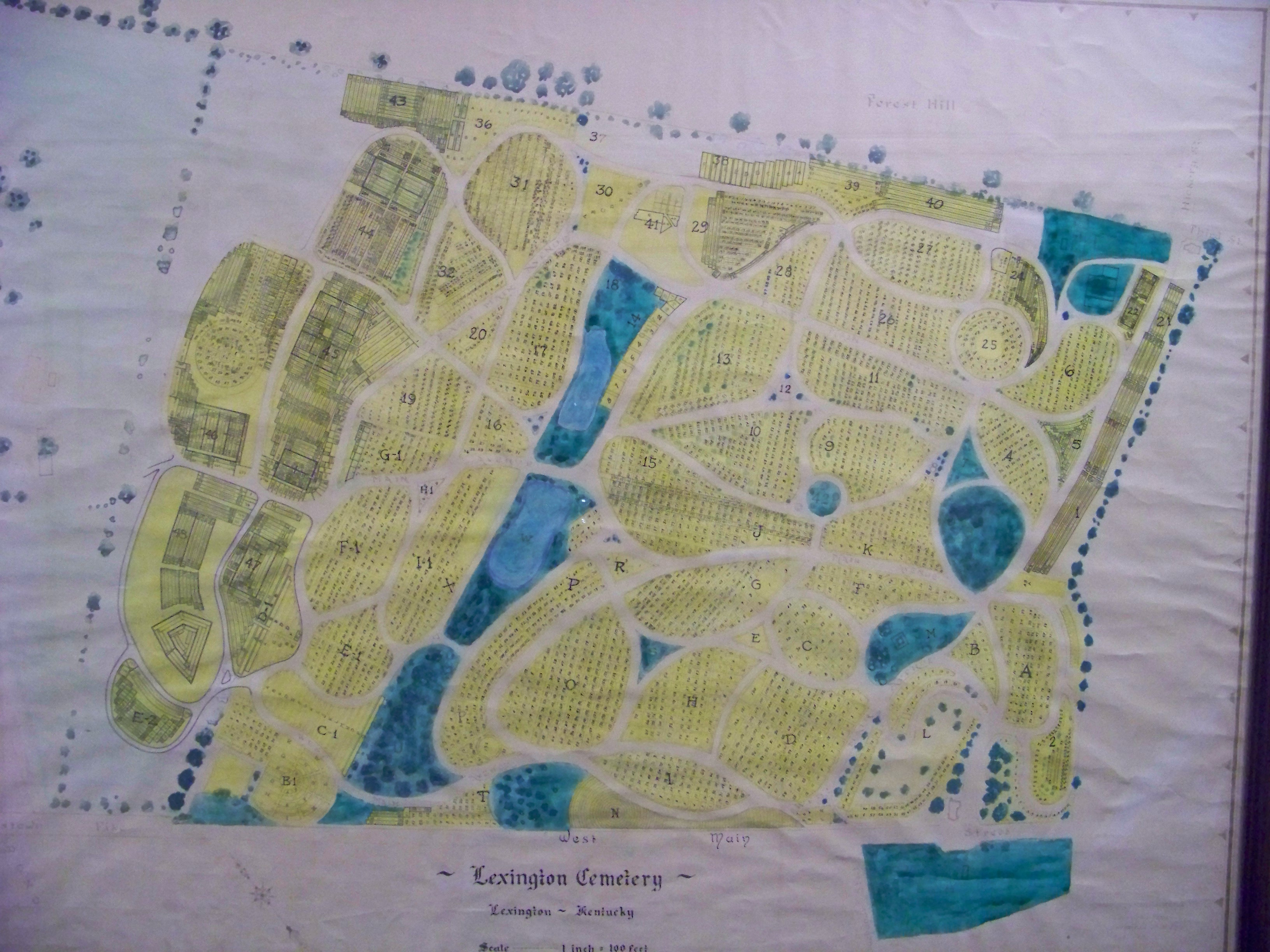 Lexington Cemetery in Lexington, Kentucky - Find A Grave